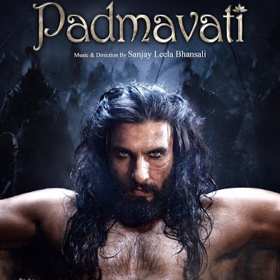 Padmavati Film Ranveer Singh New Look HD Image