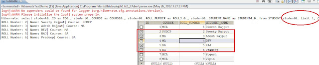 Pagination in Hibernate Query Language (HQL)