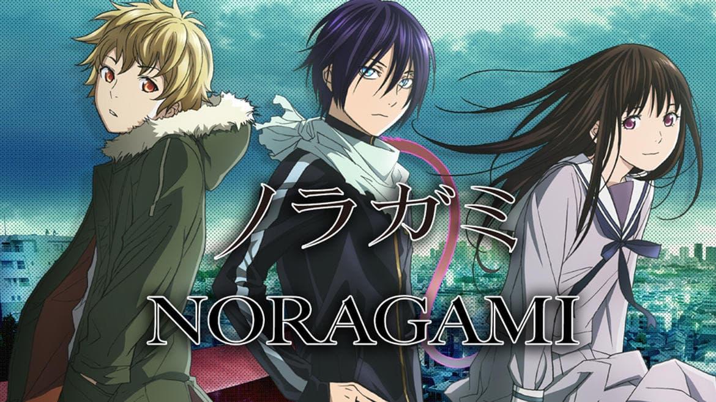 Gambar cover noragami anime