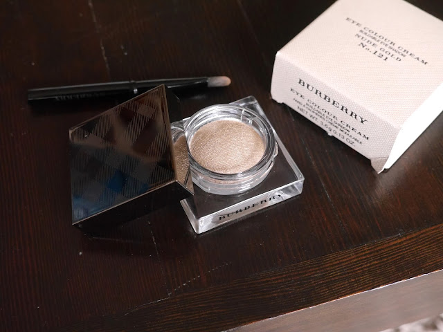 Burberry Eye Color Cream Nude Gold