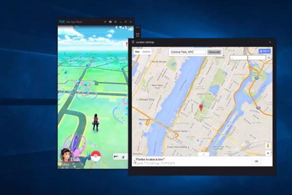 كيفية تشغيل لعبة Pokémon Go على الحاسوب دون مغادرة المنزل !