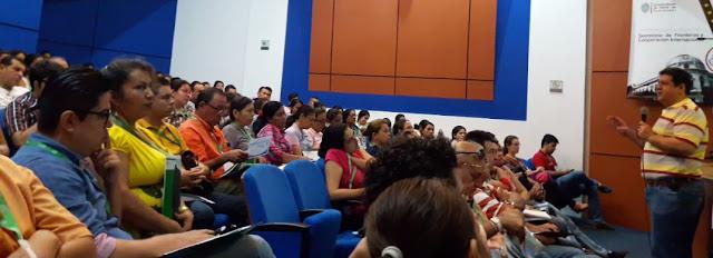 #CF | SecFronteras capacita a gestores sociales e institucionales sobre proyectos 08Oct2016 #RSY