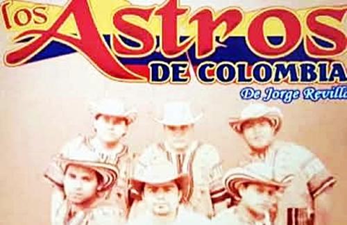 Los Astros De Colombia - El Plebeyo