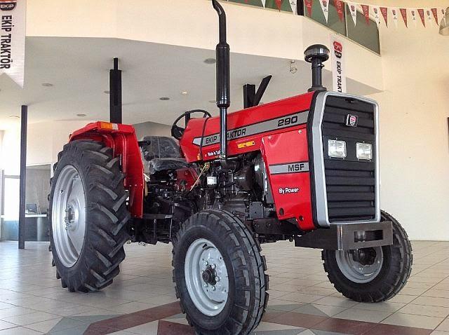Ekip Traktör