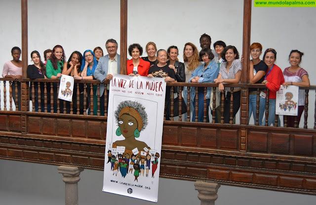 Comienza el festival La voz de la mujer