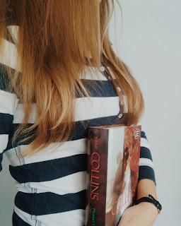 książka dziewczyna długie włosy