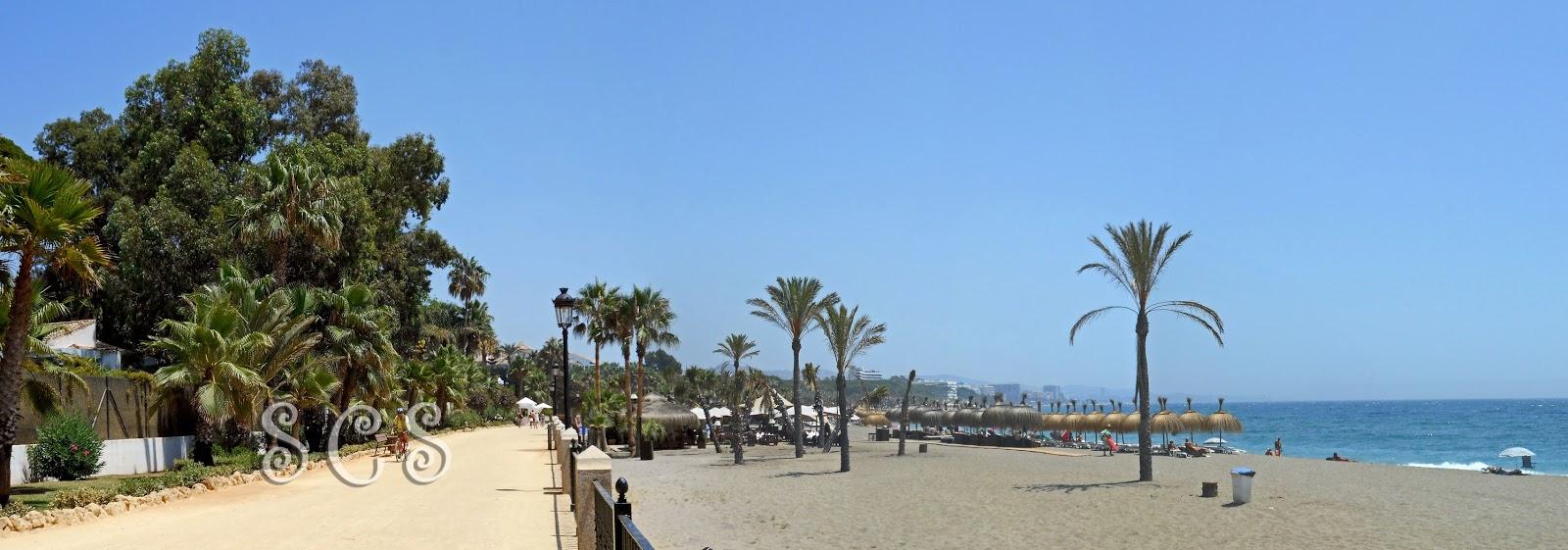 Perfecto erótico paseo en Marbella