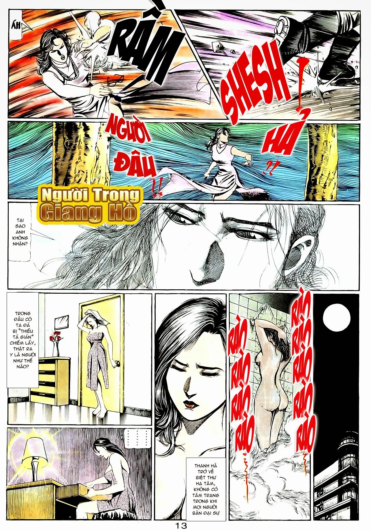 Người Trong Giang Hồ chapter 95: tình kiêu trang 24