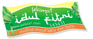 Desain Bannner / Spanduk Selamat Idul Fitri 1434 H - Blog ...