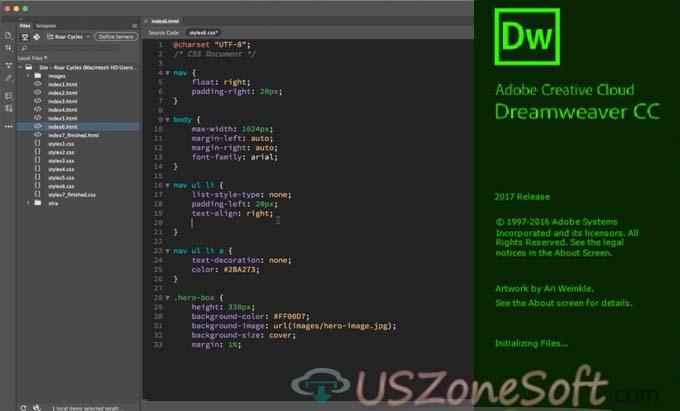 mac version download dreamweaver adobe