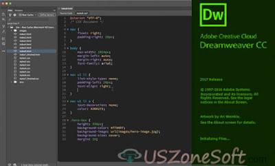 Adobe Dreamweaver CC 2018 Full Offline Installer Direct Download Official Links, Worldwide Easy HTML, CSS and JavaScript Coding Program, Free Download Adobe Dreamweaver CC Standalone Package For Windows 10, 8, 8.1, 7, Free Download Adobe Dreamweaver CC Standalone Package For Mac OS