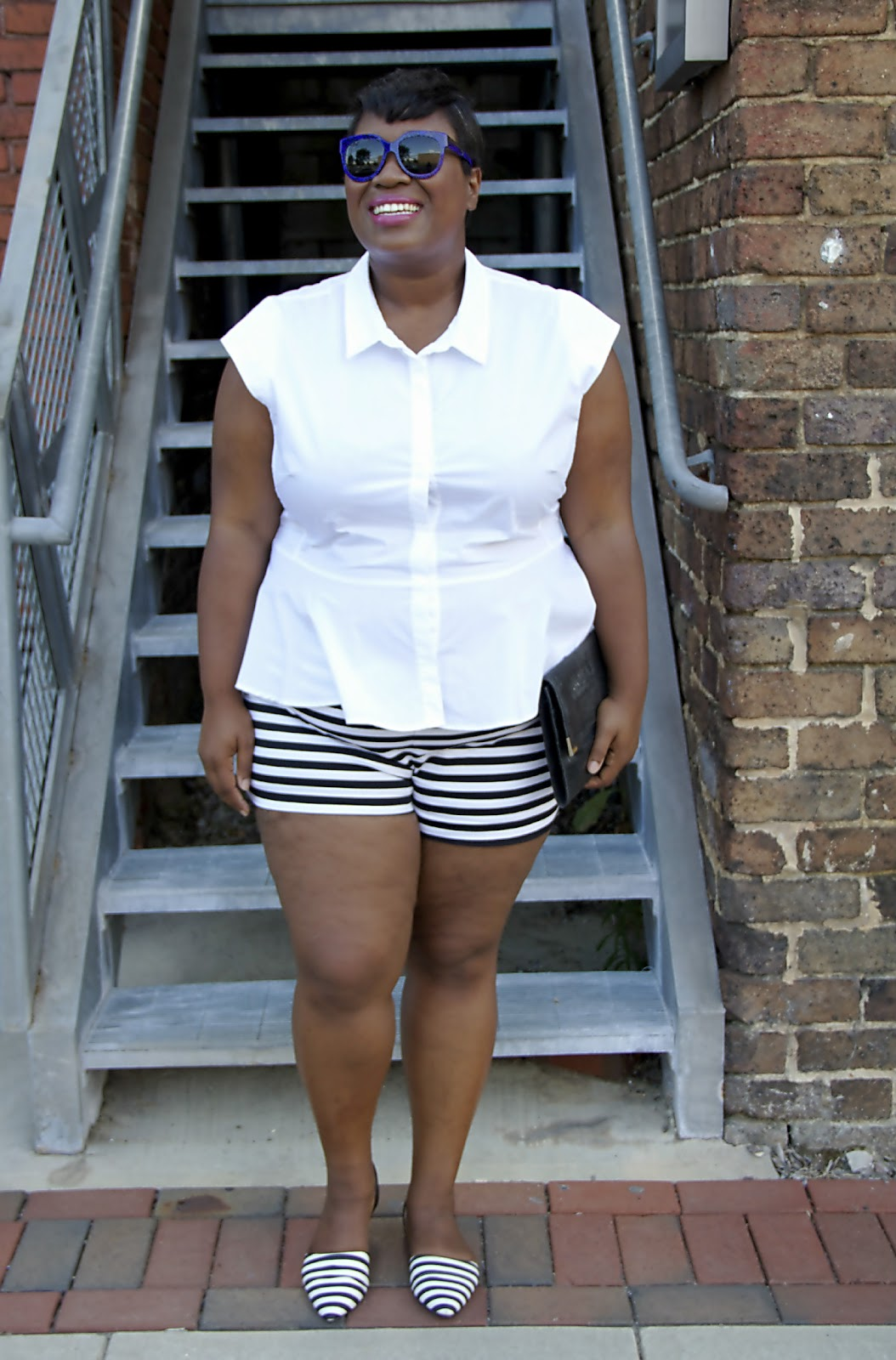 Itâ S Time For The Latest Edition Of 30plusstyle And This We Are Wearing Shorts If You Have Been Reading My Blog A While Know I Love