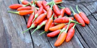Cabai rawit sering dipakai dalam bentuk utuh 10 Manfaat Penting Cabai Rawit untuk Kesehatan