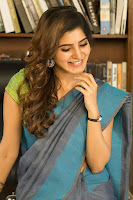 Samantha New Stills from Abhimanyudu Movie