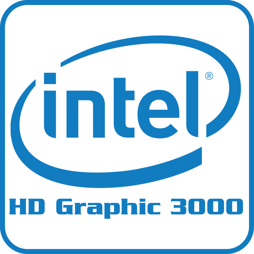 Intel HD Graphic 3000