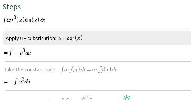 雲端數學教學平台:三角函數積分 ( Cloud Mathematical Platform: Trigonometric Function Integration )