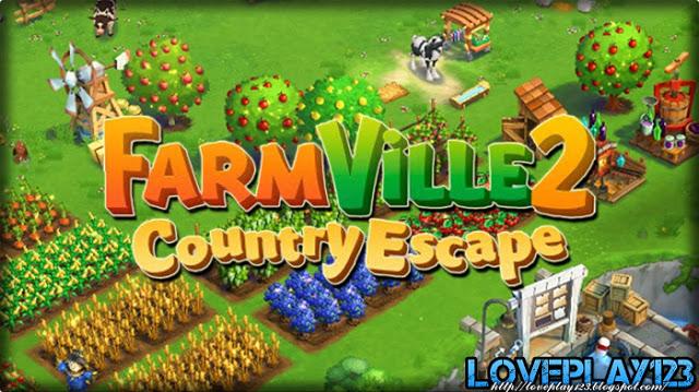 《開心農場2:鄉村度假》FarmVille 2:Country Escape v9.2.2039 中文版 MOD.apk - 人,就愛亂玩~