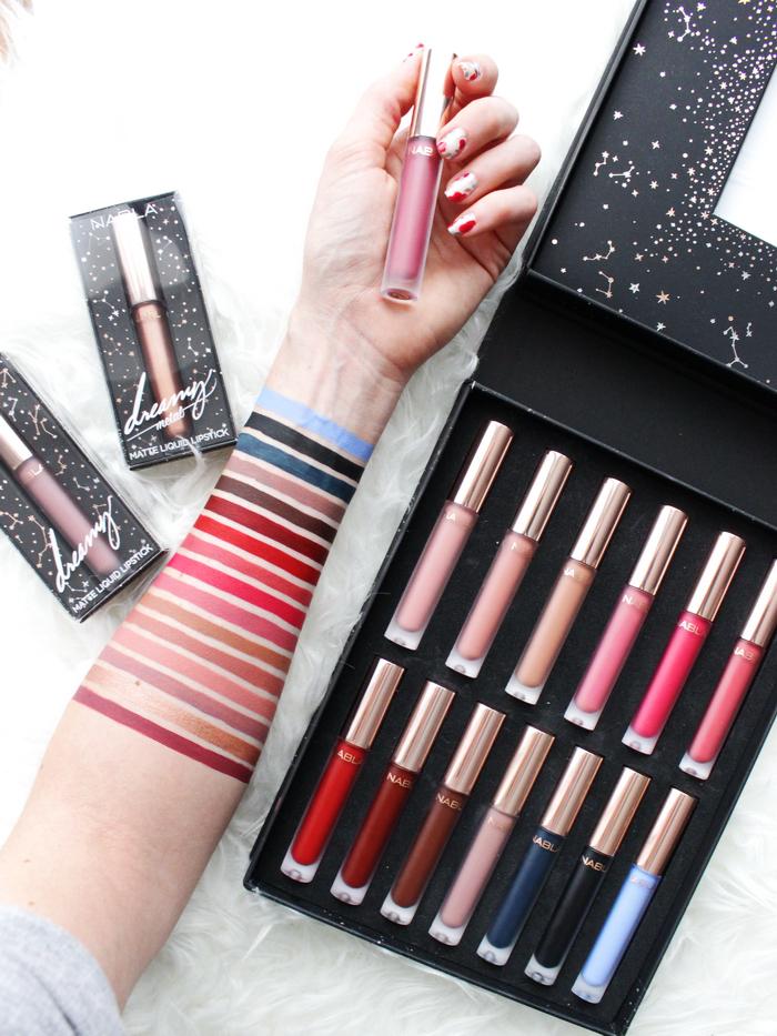 NABLA Dreamy Matte Liquid Lipstick