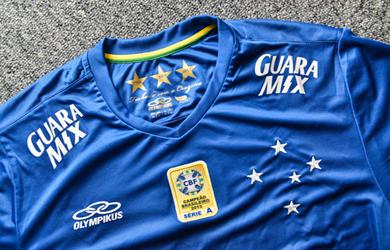 9bc79613d5 Olympikus assina camisa azul desde 2012 (Créditos  Pedro Vilela Light  Press Textual)