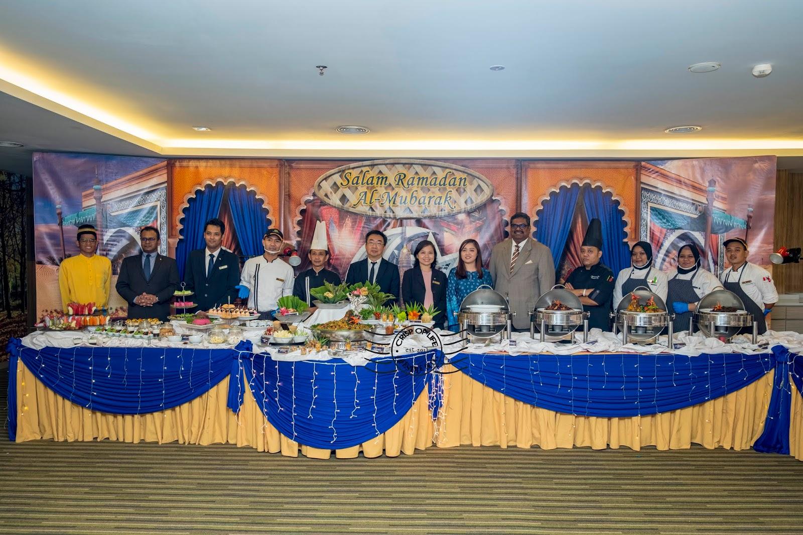 Sunway Hotel Seberang Jaya & Sunway Hotel Georgetown Ramadan Buffet