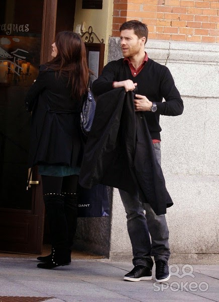 The gallery for --> Xabi Alonso Fashion