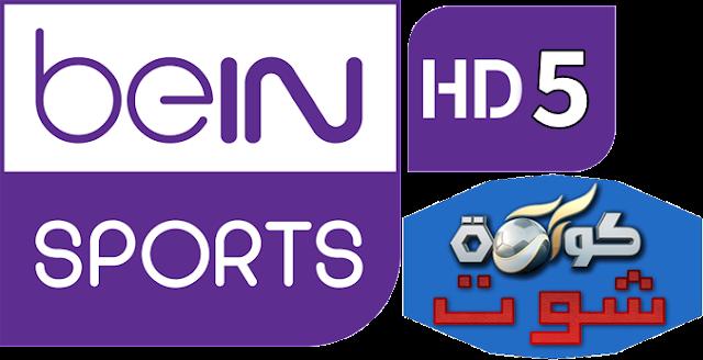 مشاهدة قناة بى ان سبورت اتش دي beinsports-5 بث مباشر