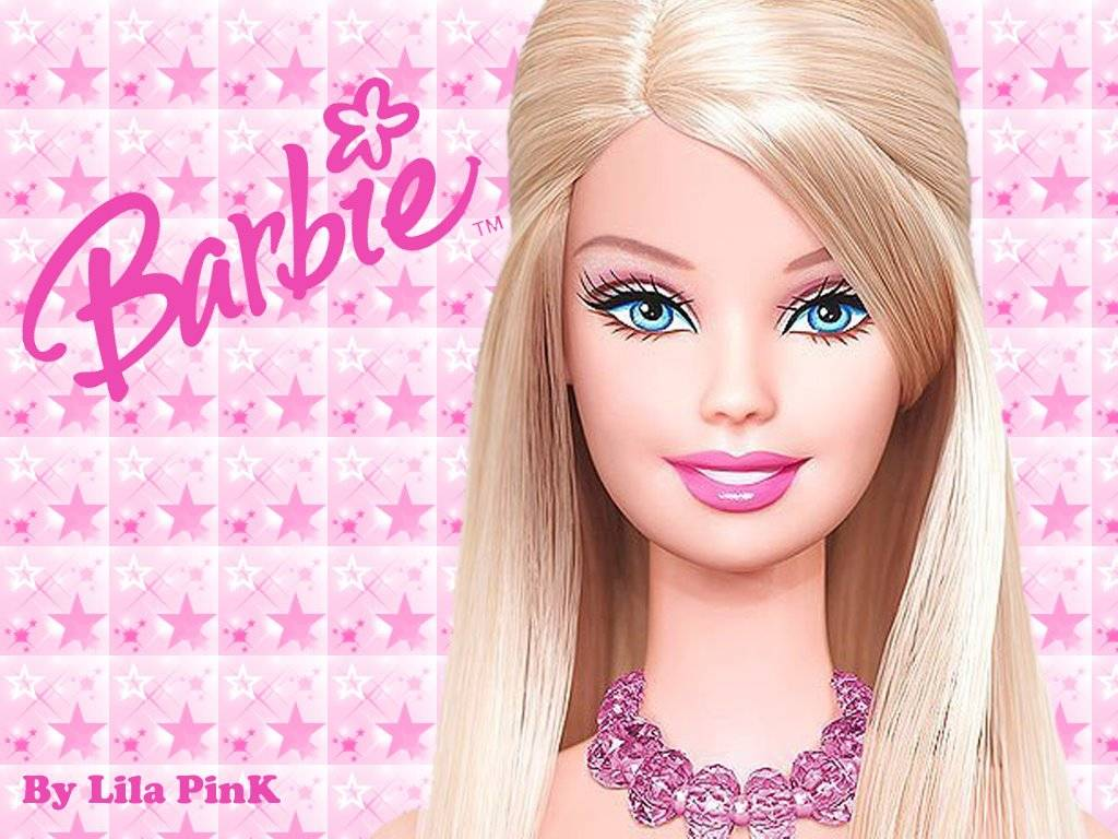 Blushing Shimmers: Hairstyles to Inspire from Barbie Doll
