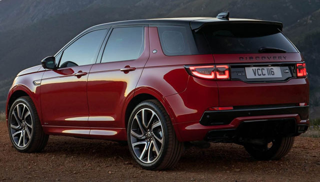 The 2020 Land Rover Discovery Sport Adds Style and a ...