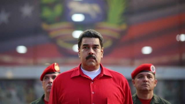 Los militares del golpe contra Maduro