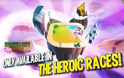 Oitava Corrida Heroica - Dragão do Reino Nobre