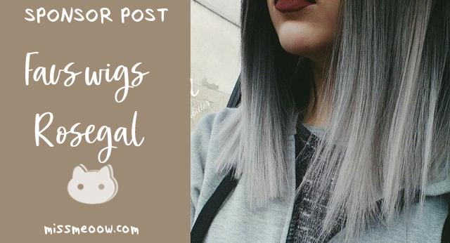 Mis pelucas favoritas | Rosegal