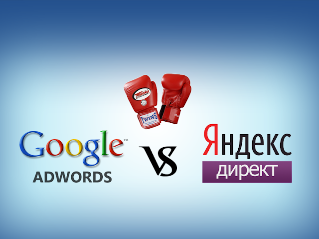 О Google AdWords. Сравнение AdWords с Яндекс Директ