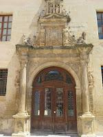 Portada Colegio de abajo Tortosa