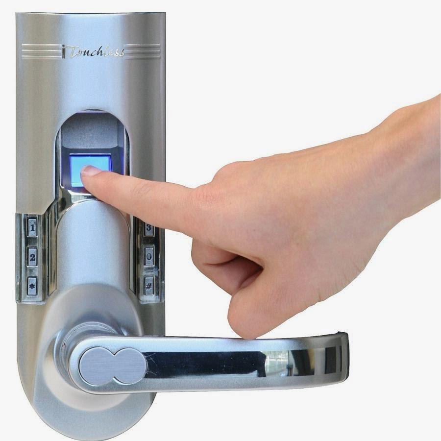 11 Innovative And Smart Door Locks Part 2