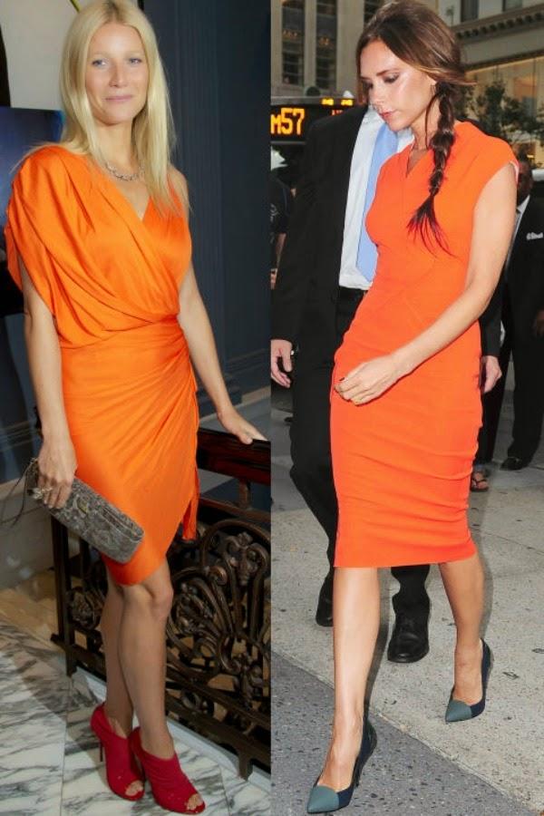 Gwyneth Paltrow e Victoria Beckham