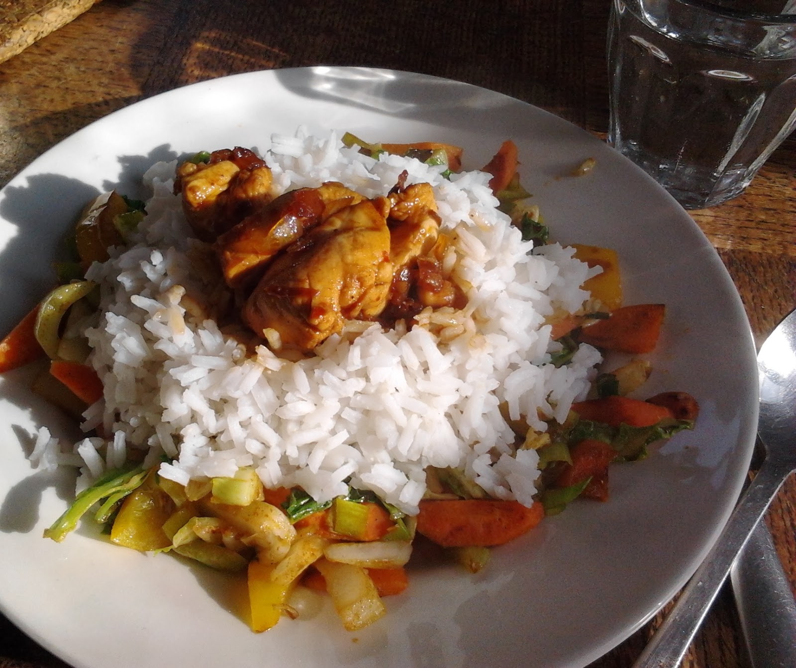 Snel en makkelijk recept: Indische ajam (kip) ketjap