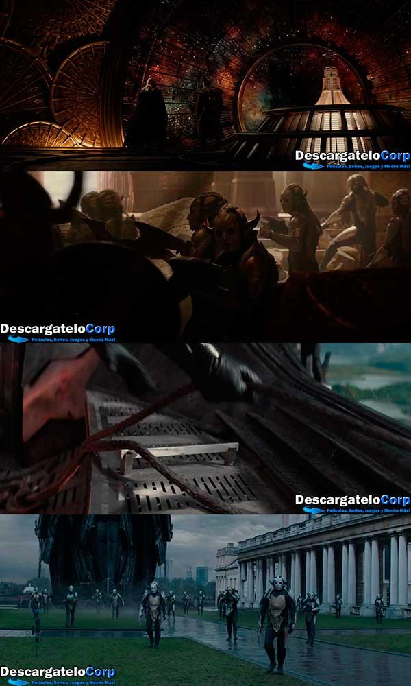 Thor Un Mundo Oscuro HD 1080p Latino