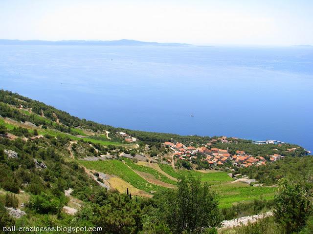 Chorwacja wyspa Hvar