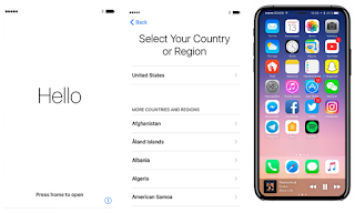 How to Setup iPhone 8 for The First Time