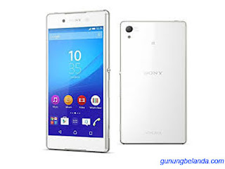 Cara Flashing Sony Xperia Z3+ E6553 Via Flashtool