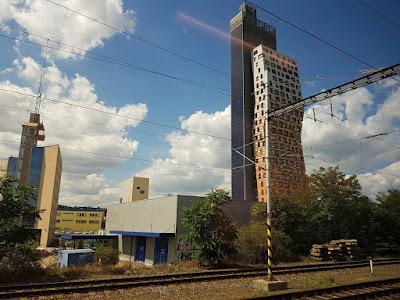 bei grattacieli