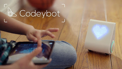 Codeybot smart robot
