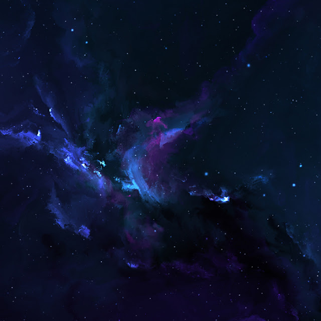 Galaxy Wallpaper Engine