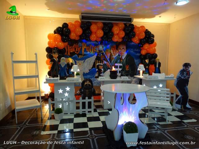 Decoração provençal, festa de aniversário infantil Harry Potter