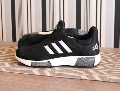 Sepatu Adidas Madoru Boost Women (import) Black White