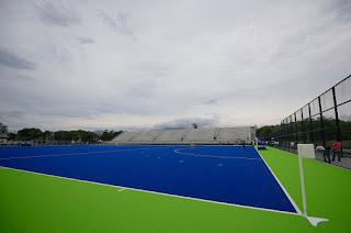 Rio olympics 2016 hockey stadium