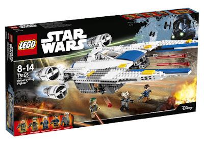 LEGO Star Wars Rogue One Building Sets Rebel U-Wing Fighter