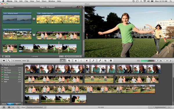 free easy to use video editing software for mac