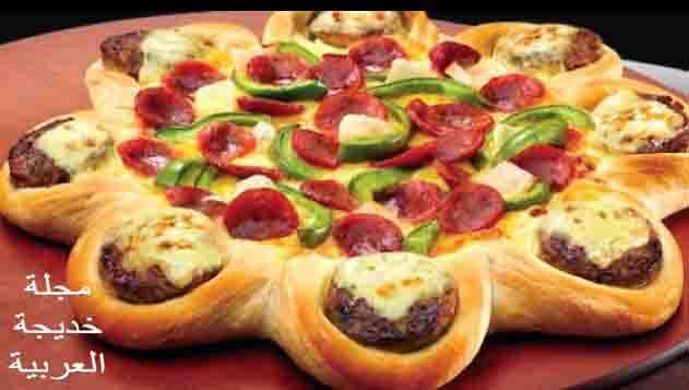 افكار مشاريع مطعم بيتزا منيو فى بيتك