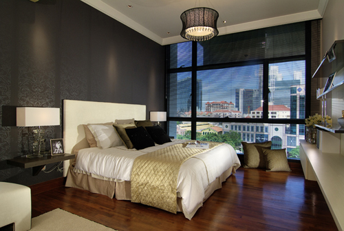 Image Gallary 1: Best Bedroom Interior Design 2011